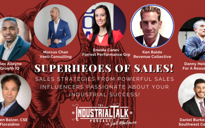 Operation Phoenix: Superheroes of Sales and Marketing. Strategies for Sales Success!